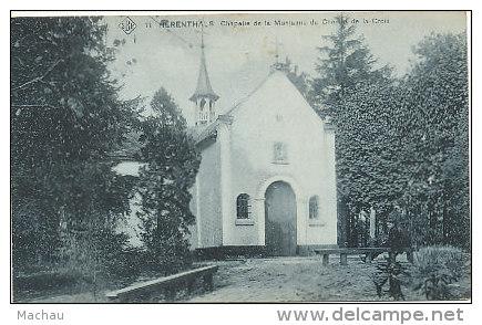 Herenthals - Chapelle De La Montagne Du Chemin De La Croix - 1910 - Herentals