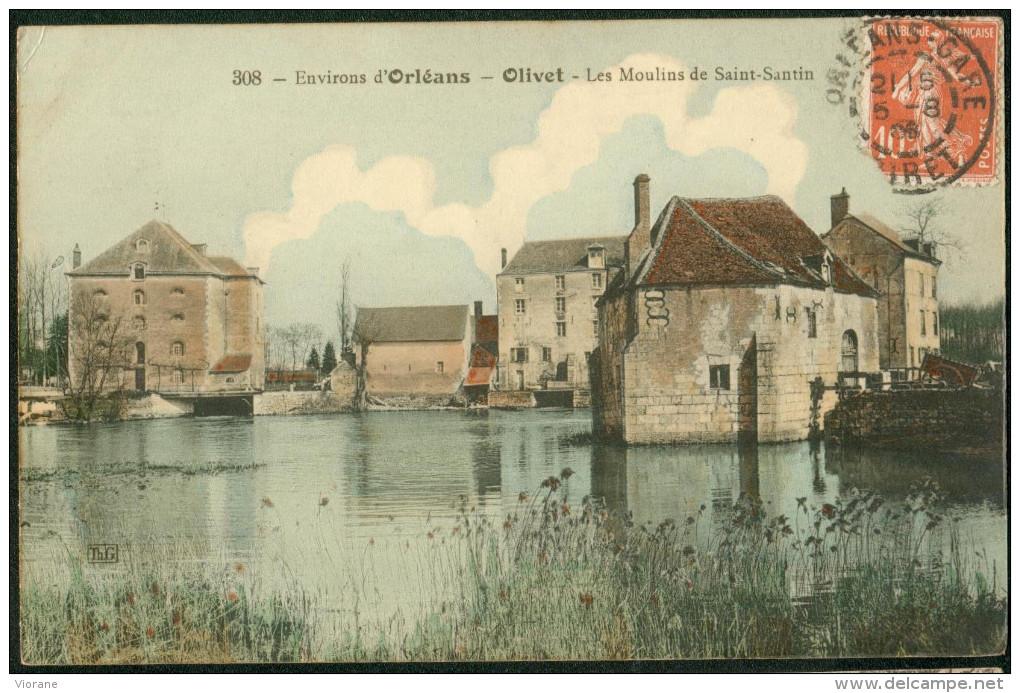 Olivet -   Les Moulins De St Santin - France