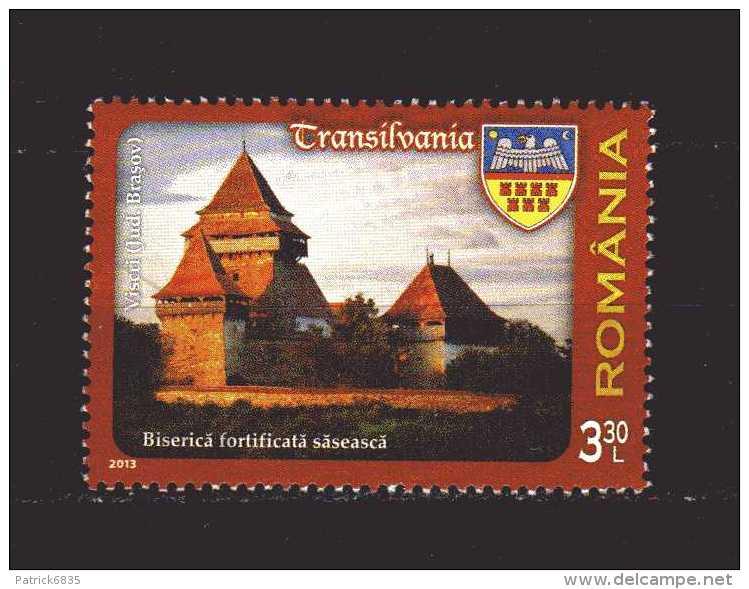 Romania - ° 2013 -  Transilvania - 1948-.... Repubbliche