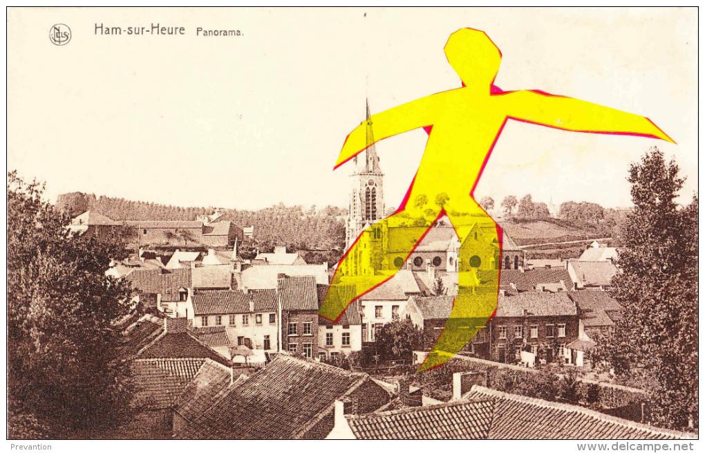 HAM-sur-HEURE - Panorama - Ham-sur-Heure-Nalinnes