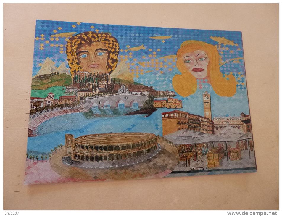 VERONE...ROMEO ET JULIETTE...R.TORRENTE-DALTON - Illustratoren & Fotografen