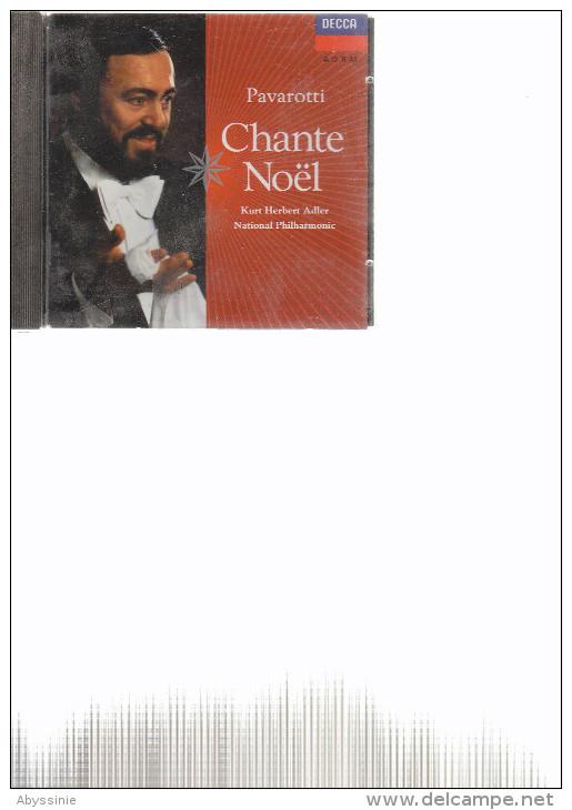PAVAROTTI CHANTE NOEL - 14 Titres - D18 - Chants De Noel