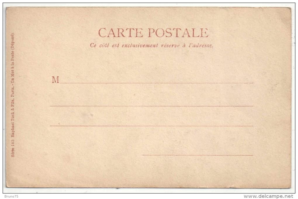 Types Parisiens - Le Juge D'Instruction, Mr. FICHAUBLOC - TUCK Série 183 - Tuck, Raphael