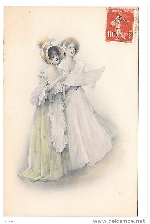 Femmes - Illustrateur MM VIENNE - 270 - Vienne
