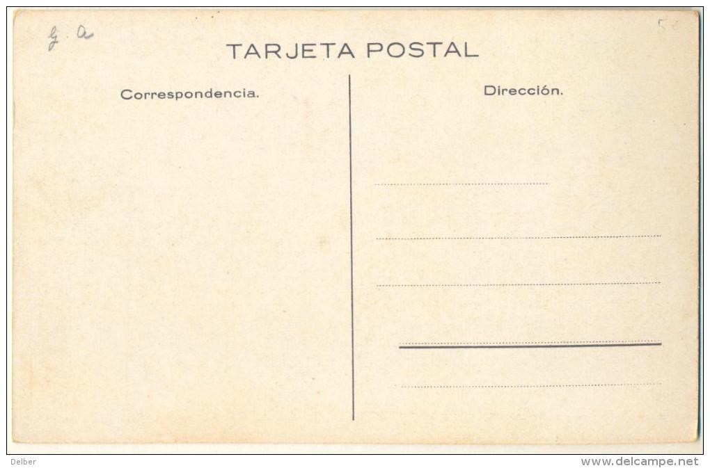 4cp892: CUBA : Paseo De Marti Habana - Postcards