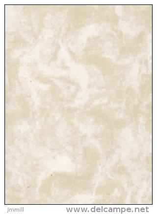 Papier Reliure Relieur Restauration : Un Lot De 5 Feuilles De Papier Marbré Beige GRAND FORMAT 65 X 100 Cm - Creative Hobbies