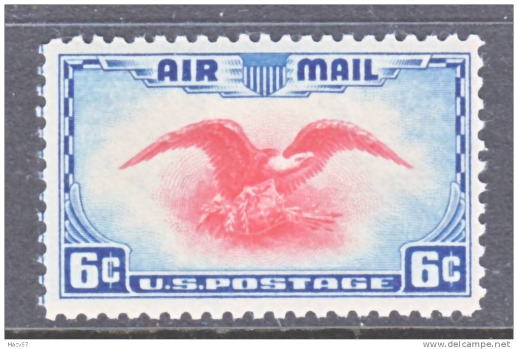 U.S. C 23    **  FAUNA  EAGLE - Air Mail