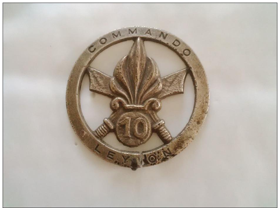 Legion Etrangere  Commando Leyion 2eme BEP Artisanale Indochine Originale - Army