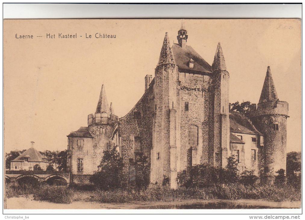 Laarne, Laerne, Het Kasteel, Le Château (pk13618) - Laarne