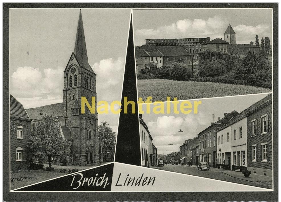 AK - Broich-Linden - MBK - Wuerselen