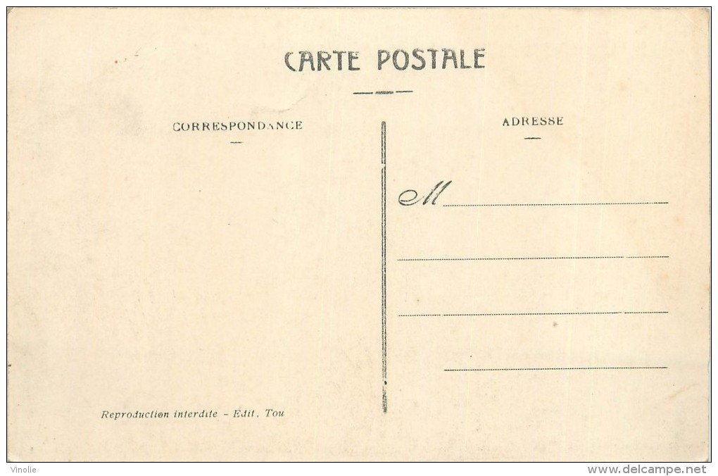 """Réf : AAE14 -321 : Sète Bateau Le """"Villa De Soller"""" - Sete (Cette)"""