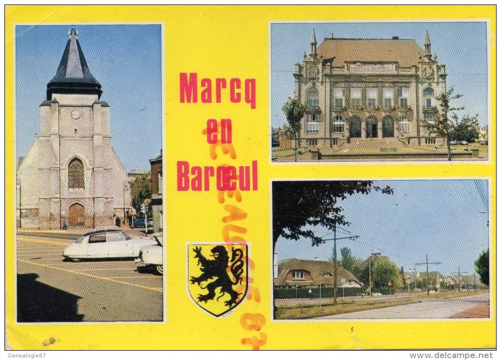 59 -  MARCQ EN BAROEUL - SOUVENIR - Marcq En Baroeul