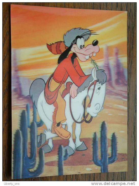GOOFY In The WILD WEST - Anno 1981 ( PK - 222 - Zie Foto Details ) !! - Otros