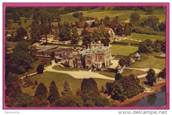 PC9450 Aerial View Of Palace House, Beaulieu, Hampshire - Other