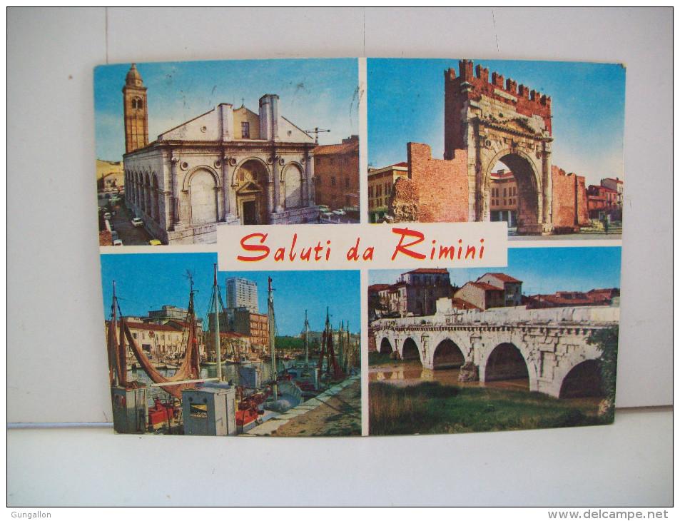 "Saluti Da""Rimini""  RN ""Emilia Romagna"" (Italia) - Rimini"