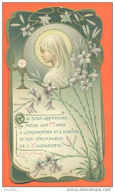 Image Pieuse Chromo -  Vierge - Images Religieuses