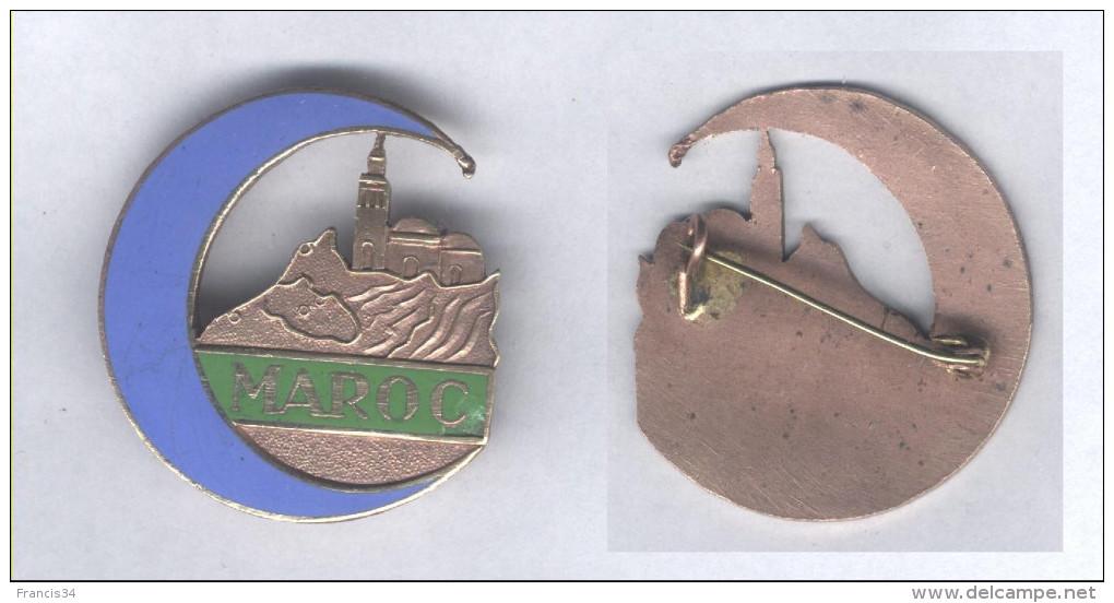 Insigne Maroc - Breloque De Foyer - Unclassified