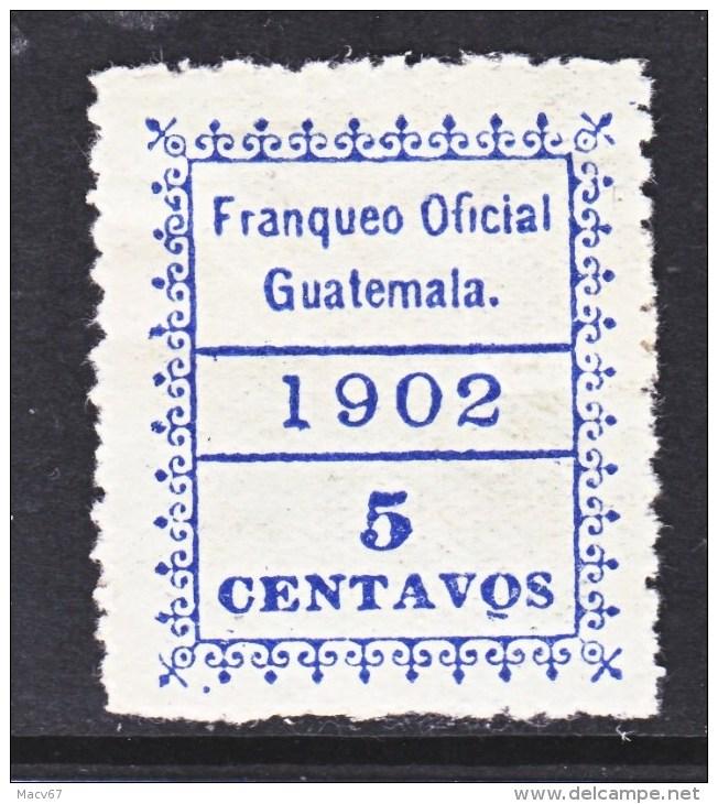 GUATAMALA   O 3  ORIGINAL    * - Guatemala