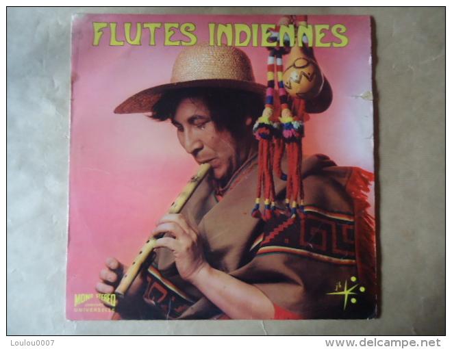 LOS HENACOS FLUTES INDIENNES  LP VINYLE 33T JB.30.271 - Vinyl Records