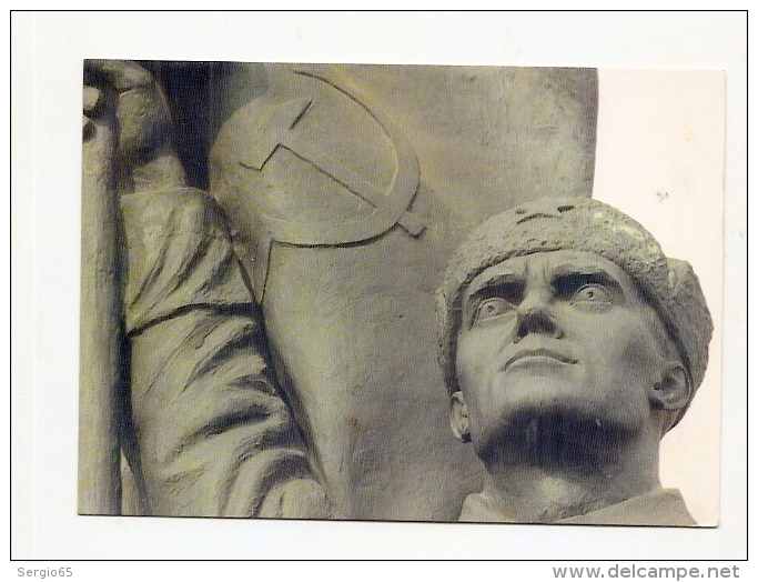 HUNGARY -GIGANT MONUMENTS FROM THE COMUNIST DICTATORSHIP-not  Traveled - Hongrie