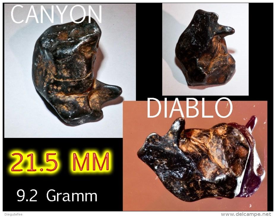 CANYON DIABLO    MX - 3 - Meteorites
