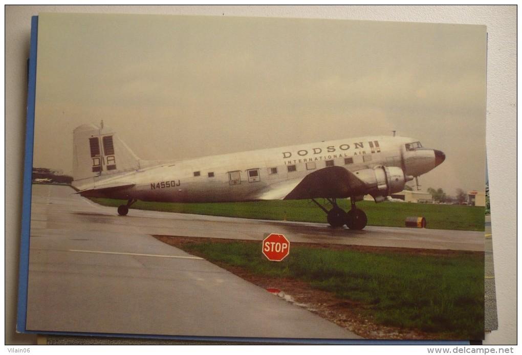 DC 3     DODSON INTERNATIONAL AIR   N4550J - 1946-....: Era Moderna