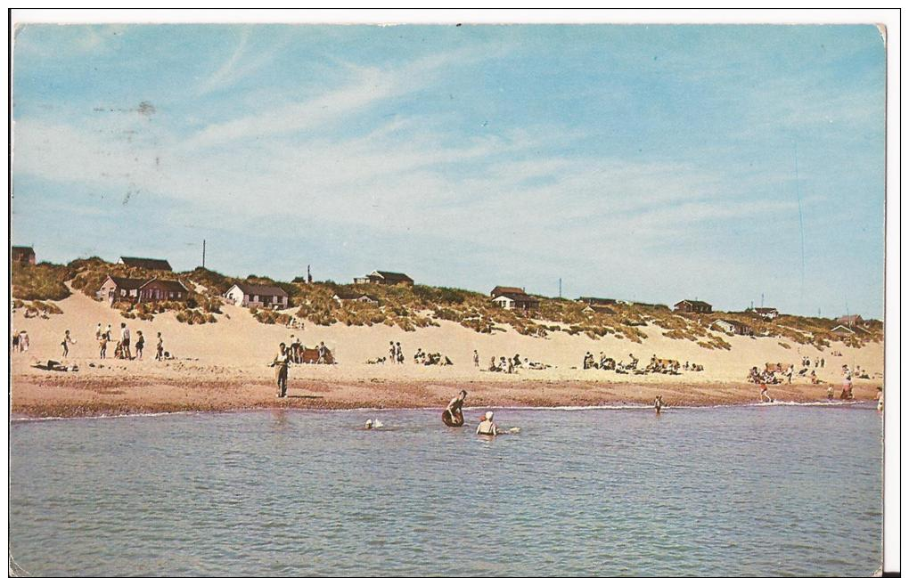 South Beach And Dunes At Hemsby, Norfolk - 1967 - England