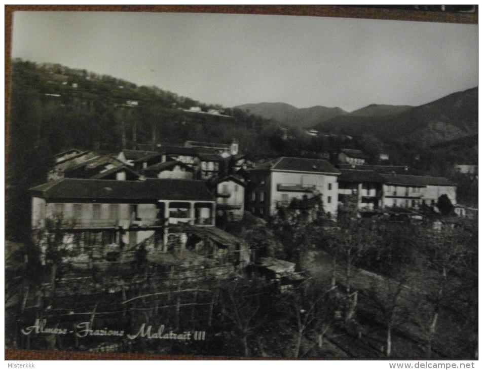 ALMESE FRAZIONE  MALATRAIT 1964 - Sin Clasificación