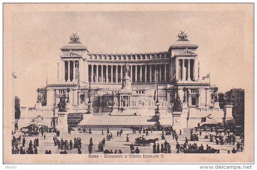 PC Roma - Monumento A Vittorio Emanuele II (3432) - Roma