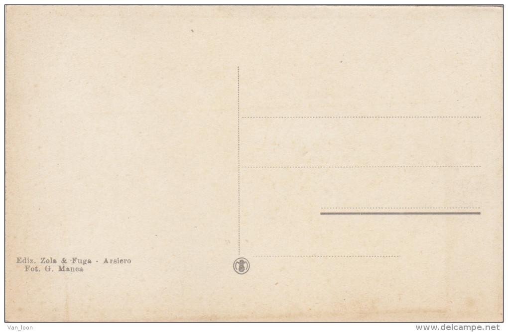 Cartolina ARSIERO (provincia Di Vicenza) - Pressi Della Montanina / Il Laghetto - Vicenza