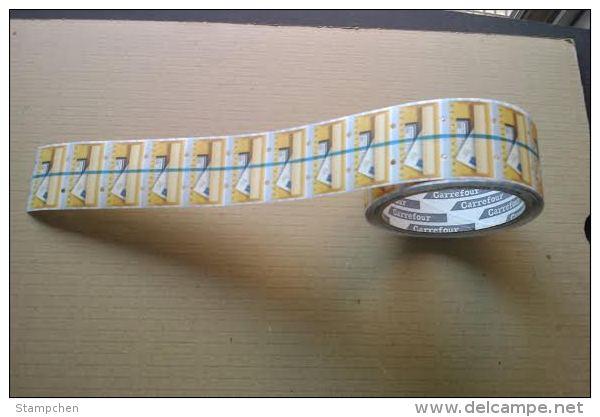 1990's Roll Of Germany Test ATM Frama Stamp Unusual - [7] West-Duitsland