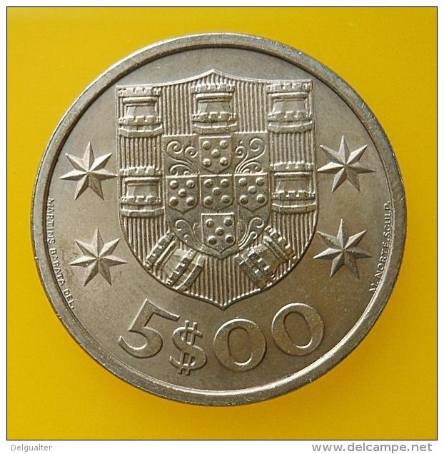 Portugal 5 Escudos 1973 UNC - Portugal