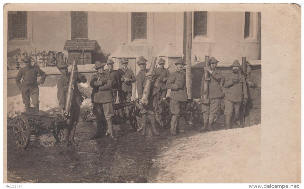 Artiglieria Da Montagna Alpini 1915/18 - Guerra 1914-18