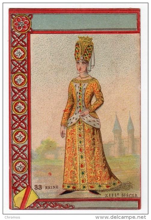 Chromo Imp. Appel, Serie Costumes, N° 33 - Cromos