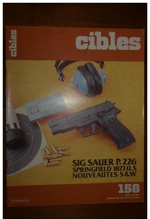 12 Numéros De La Revues Cibles - Revues & Journaux