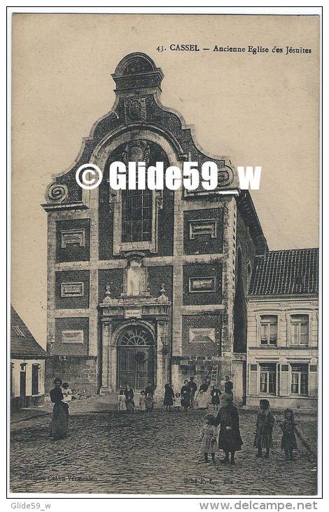 CASSEL - Ancienne Eglise Des Jésuites (animée) - N° 43 - Cassel