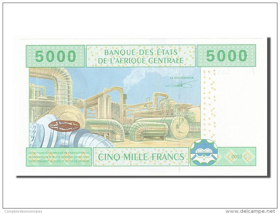 [#155039] Guinée Equatoriale, 5000 Francs Type 2002 - Guinée Equatoriale