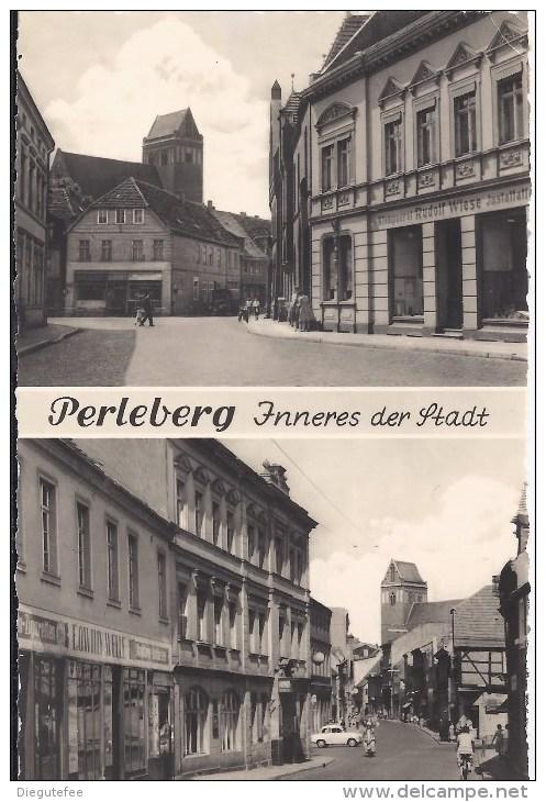 PERLEBERG  INNERES DER STADT   BKA-220 - Perleberg