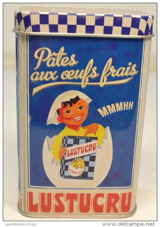 Copie De Boite A Pates Lustucru Années 1950 - 1970 - Other