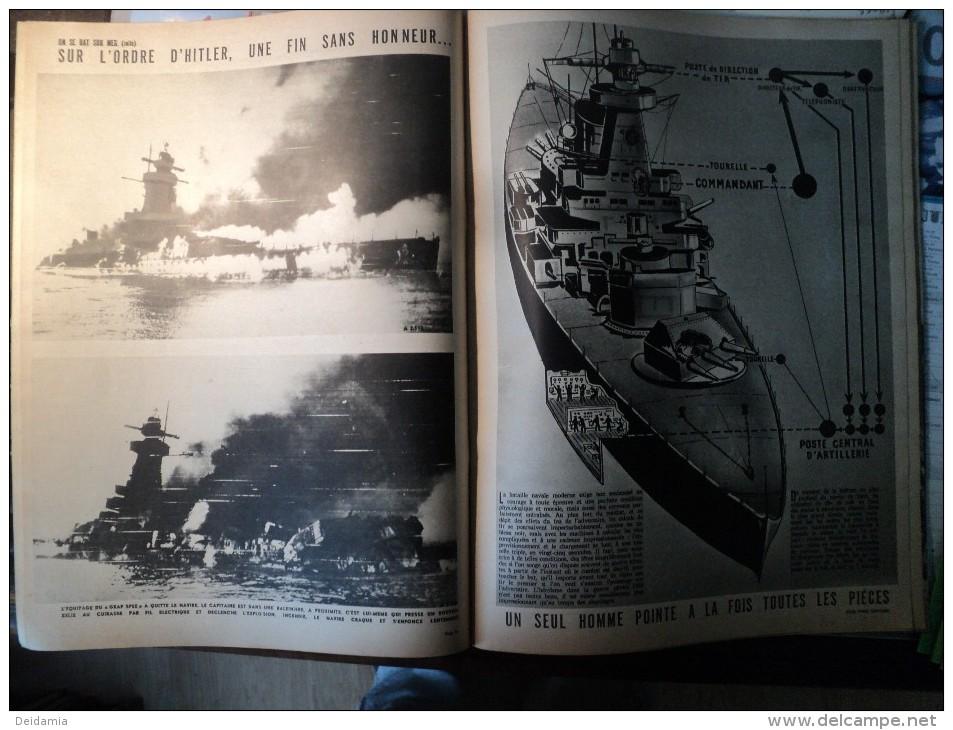 MATCH DU 21 SEPTEMBRE 1939. LE TOMMY ANGLAIS EST REVENU... MME BENED DE MEILLERIE DONT SES 10 FILS SONT SOLDATS - Zeitungen