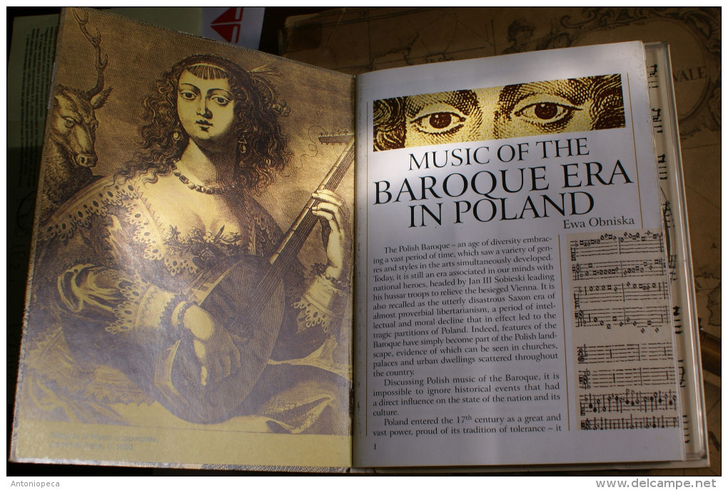 POLONIA  2006 - MUSIC OF THE BAROQUE ERA IL POLAND - Klassik