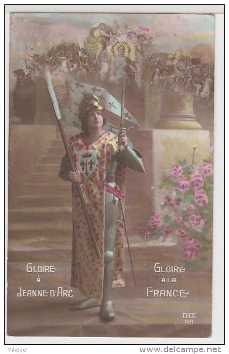 JEANNE D'ARC - Gloire à Jeanne D'Arc - Gloire à La France - Personnages Historiques