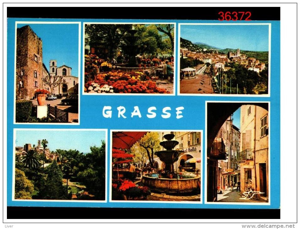 Grasse Multivues - Grasse