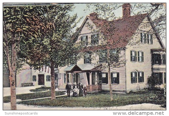 Colonel Pillsbury Residence Londanderry New Hampshire - Londonderry