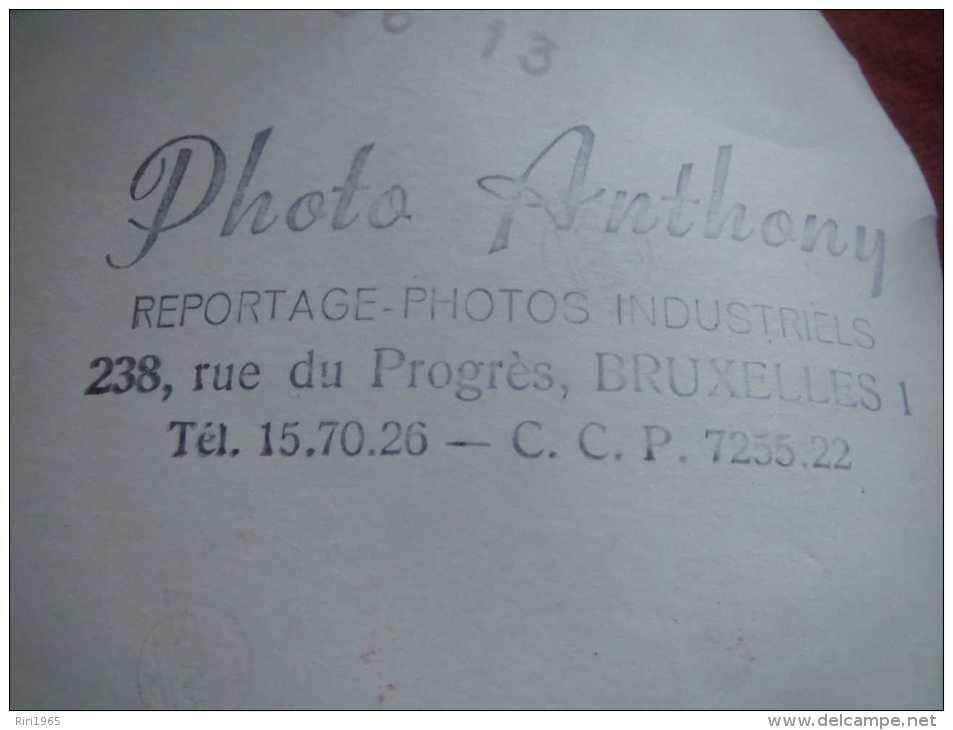 Photo Originale De Jean Bruce -18 X 13 Cm - Livres, BD, Revues