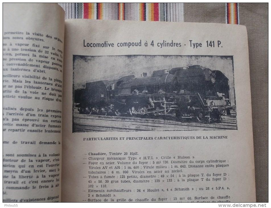 LA LOCOMTIVE Desire GONTARD 1947  Gare Train 08 MOHON 13 Saint Martin De Crau - Chemin De Fer & Tramway