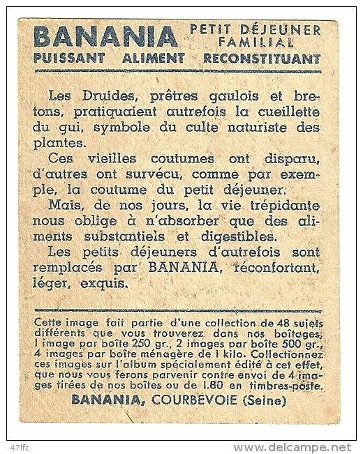 Image N° 5 à Coller Pour Album BANANIA - Années 50 - TBE - Altri
