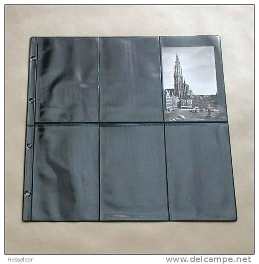 50 Blätter Fotex Für 6 + 6 Postkarten - Zubehör