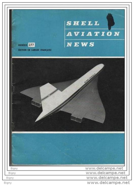 "Brochure Aviation Shell  ""ORLY ; BREGUET 941 "" - Stationery"