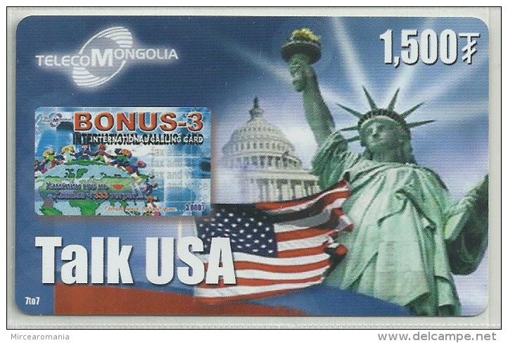 = MONGOLIA  = ( Nr. 0504 ) - Mongolia